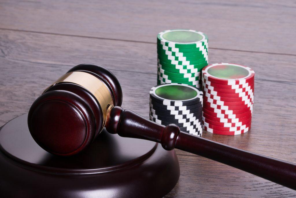 Online Legal Gambling