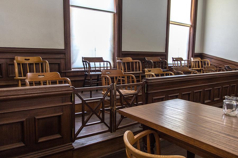 Oklahoma Criminal Trial Lawyer